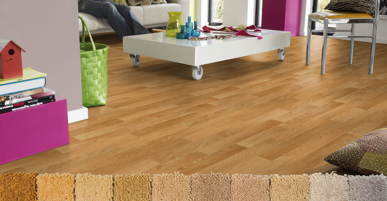 Large variety of competitively priced vinyl brands and samples